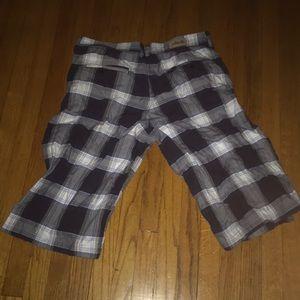 Pelle Pelle Shorts - Pelle Pelle Shorts Sz 38